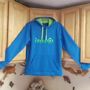 NWT Izas Outdoor Living Hooded Pullover XL